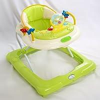 Andador para bebé, diseño estrella verde. Andador