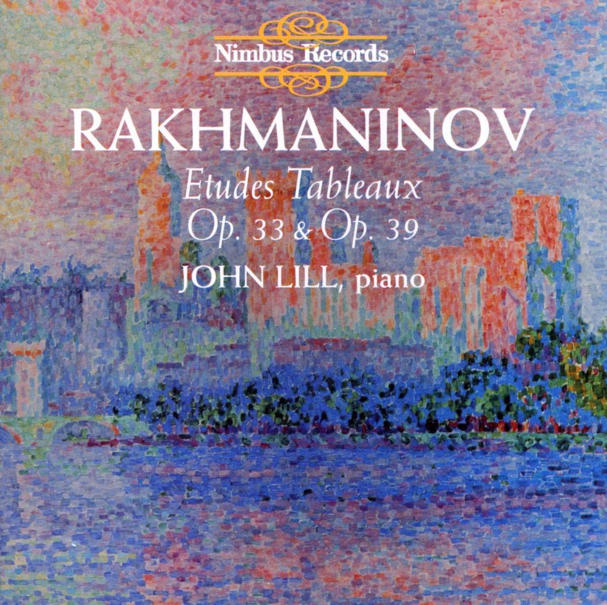 Rakhmaninov: Etudes-Tableaux Op. 33 Factory outlet Gifts 39