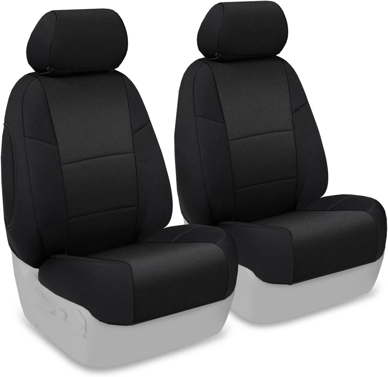 6 Color Options Coverking Custom Seat Covers Neosupreme Front Row