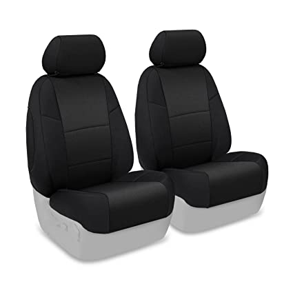339d3ec244 Amazon.com  Coverking Custom Fit Front 50 50 Bucket Seat Cover for Select Toyota  Camry Models - Neosupreme Solid (Black)  Automotive