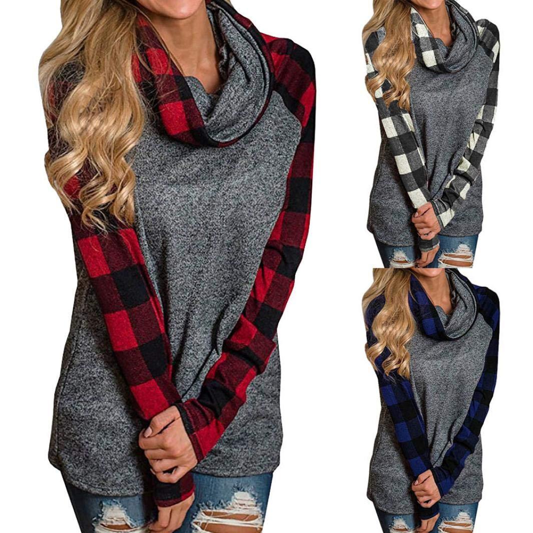 Amazon.com: ZYEE - Sudadera con capucha para mujer, diseño ...