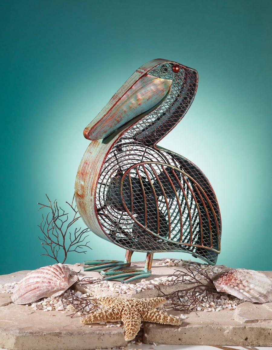 DecoBREEZE Pelican Table Fan