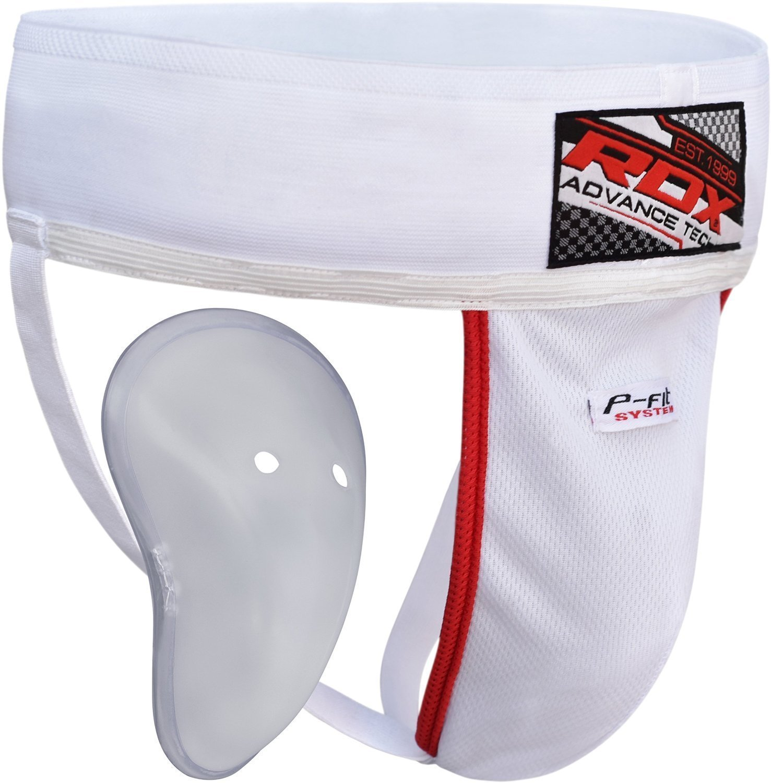 RDX MMA Tiefschutz Kampfsport Boxen Herren Suspensorium Cup Unterleibschutz Karate Kickboxen MEHRWEG