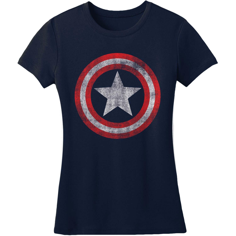 Comics Shield T Shirt 7063