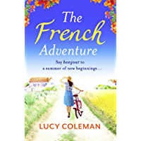 The French Adventure: A heartwarming feel-good romance, full of sunshine and new beginnings (English Edition)