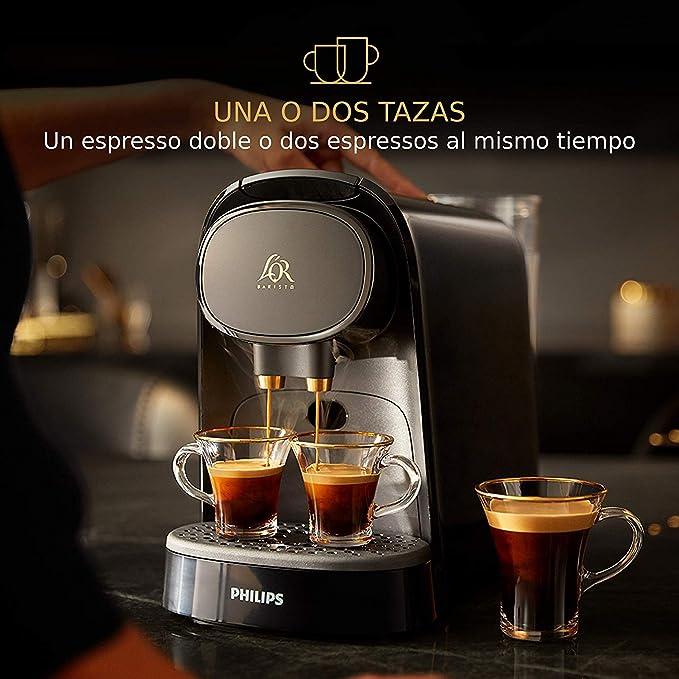 Philips LOR LM8012/60 Barista - Cafetera compatible con cápsula ...