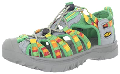 85fdef0e0bf3 KEEN Boys  Athletic Sandals Orange Raya Hot Coral Multicolour Size ...