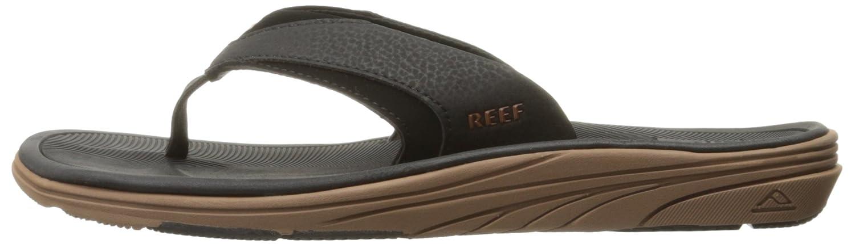 Reef Herren Modern, schwarz/braun, 41.5 (schwarz/Braun) EU schwarz (schwarz/Braun) 41.5 054270