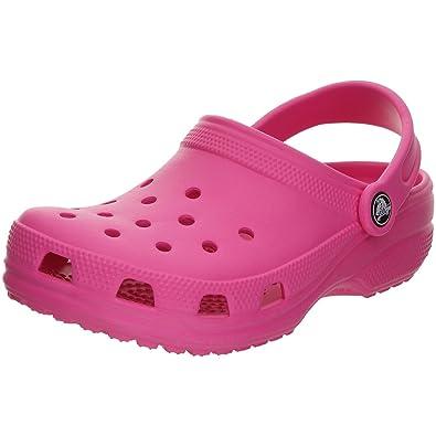 crocs pink