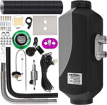 Frantools 5000w 5 Kw 12v Diesel Standheizung Luftheizung Air Heater Heizung Lkw 1 5kw Auto