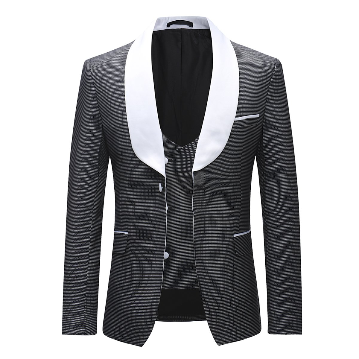 054dcef4a7423 Top 10 wholesale Black Waistcoat And Trousers - Chinabrands.com