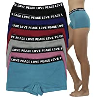ToBeInStyle Women's Pack of 6 Matching Bras or Boyshorts