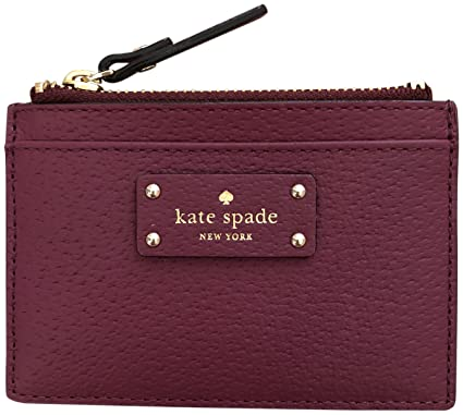 kate spade grove street adi wallet coin purse business card holder credit card case - Kate Spade Business Card Holder