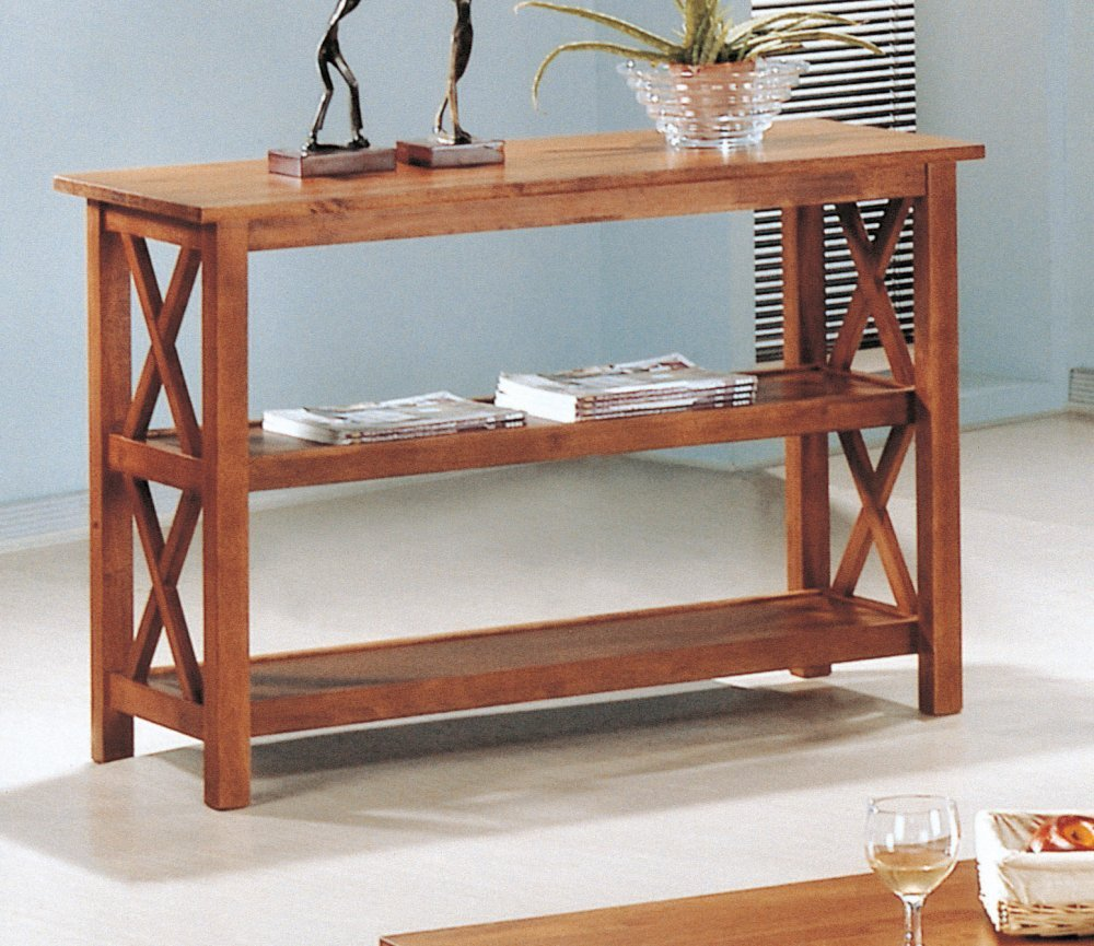 Amazon coaster occasional sofa table brown kitchen dining geotapseo Images