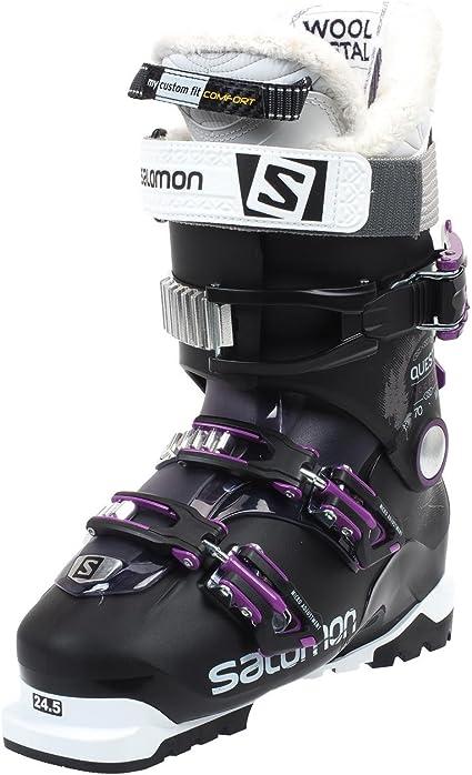 Salomon Quest Access 70 w Noir Chaussures Ski: