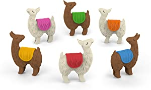 Fred & Friends Tiny Prancers Drink Markers, Standard, Llama