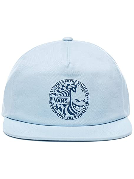 4cf010c2f85 Vans X Spitfire S Cap One Size Baby Blue at Amazon Men s Clothing store