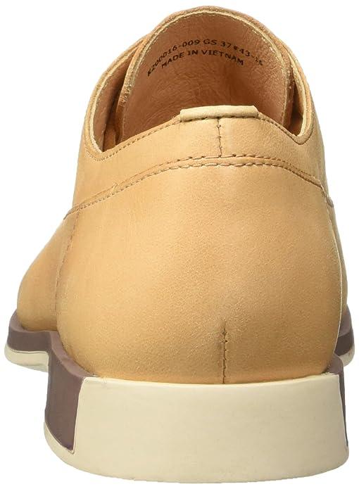 Mujer Para Cordones Brogue Camper De Zapatos 009 K200016 qRvAfO