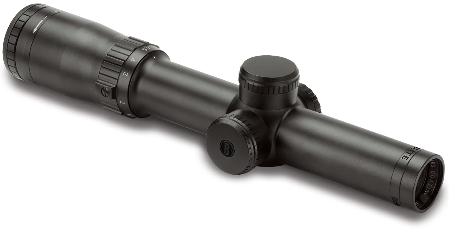 Bushnell Elite Tactical Illuminated BTR 2 SFP Reticle SMRS Riflescope, 1-6.5x24mm