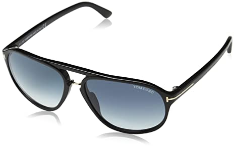 info for low cost latest fashion Tom Ford Sunglasses TF 447 Jacob Sunglasses 01P Black 60mm ...