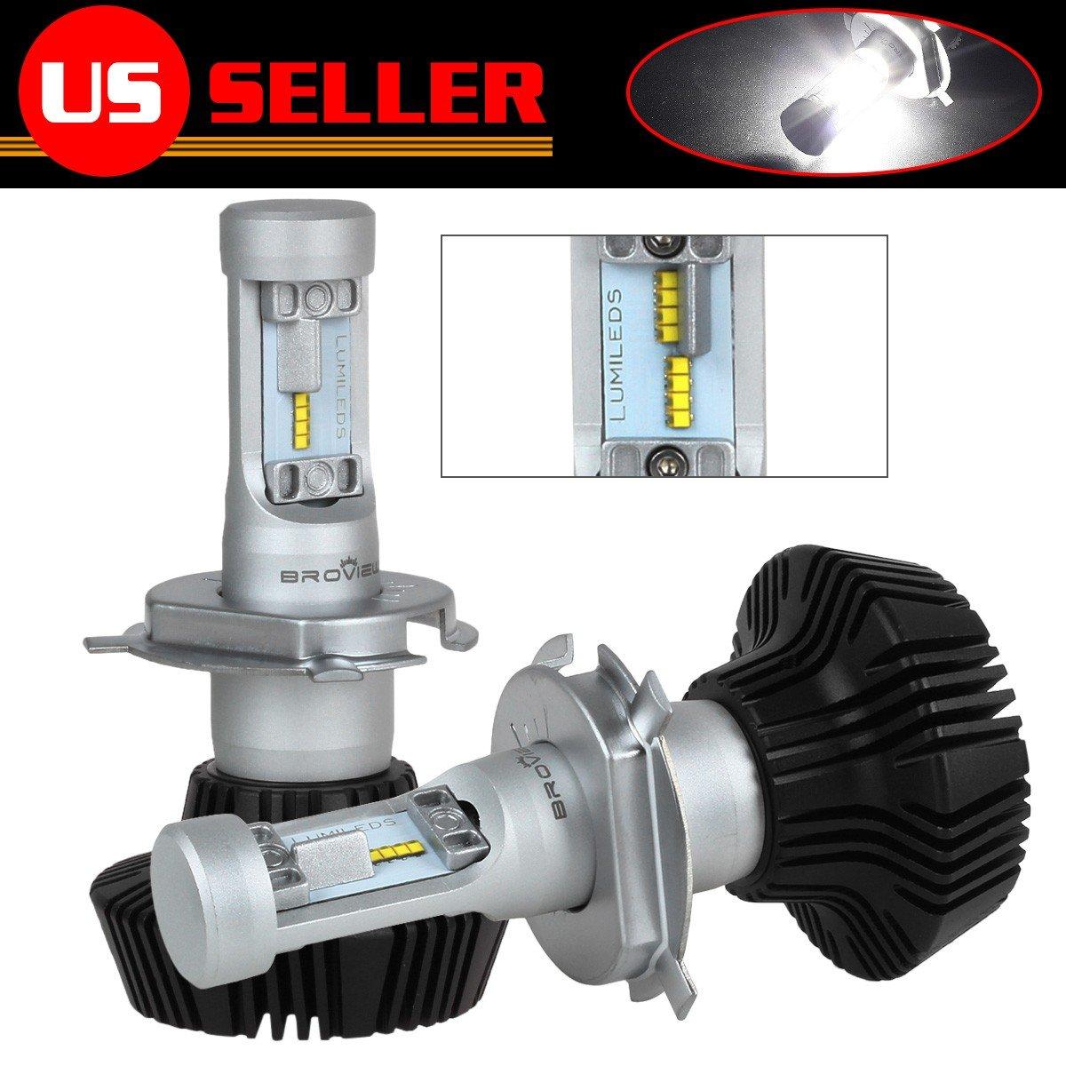 BROVIEW LED Headlight Bulbs
