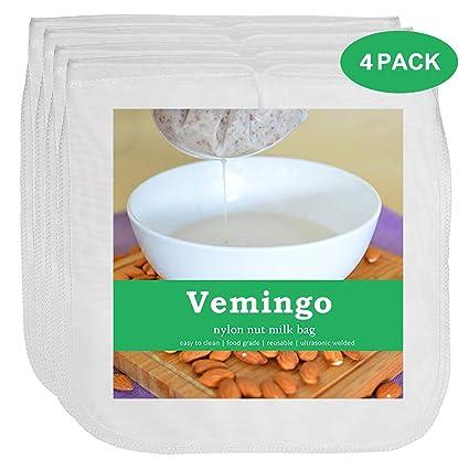 Vemingo - Bolso de leche con forma de tuerca de 30,48 x 30,