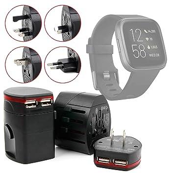 DURAGADGET Estuche Rígido Compatible con Smartwatch Fitbit Versa 2 ...