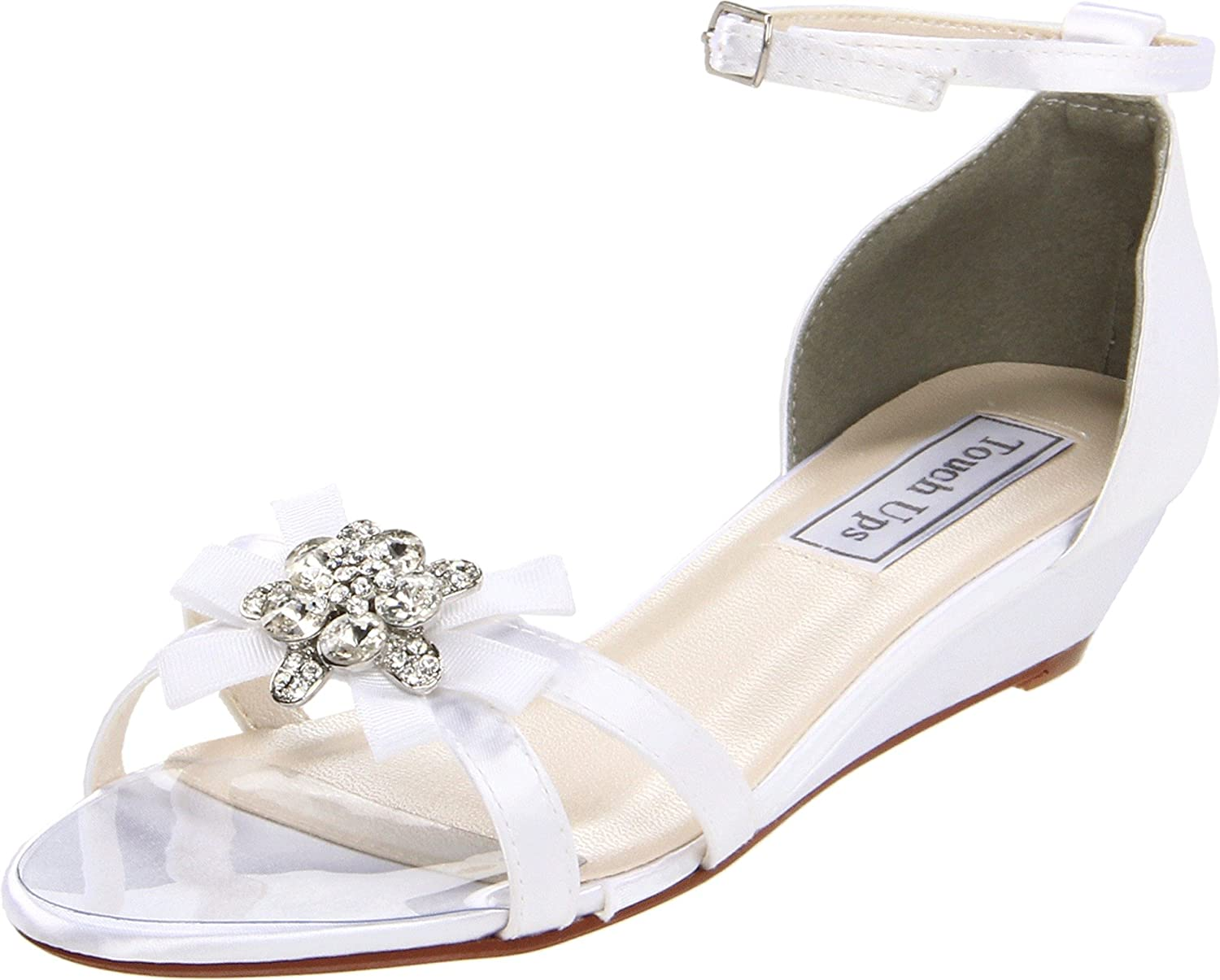 Amazoncom Touch Ups Womens Tillie Wedge Sandal Platforms