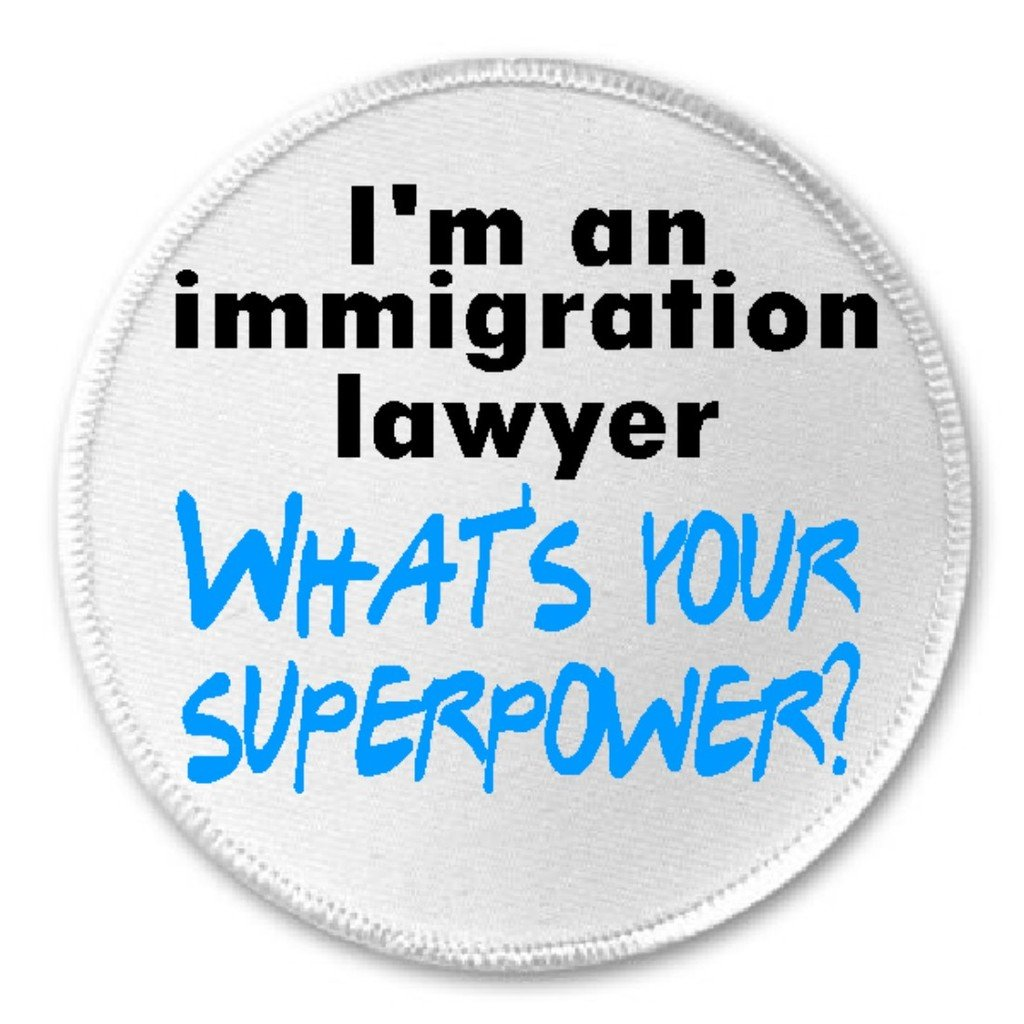 Amazon com: I'm Immigration Lawyer What's Your Superpower - 3