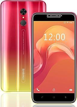Teléfono móvil Dual SIM Oferta 4G, 5,5 Pulgadas Smartphone Android 9.1,3 GB + 32 GB 4800mAh Doble cámara 13 MP Smartphone Oferta del día WiFi Bluetooth GPS: Amazon.es: Electrónica