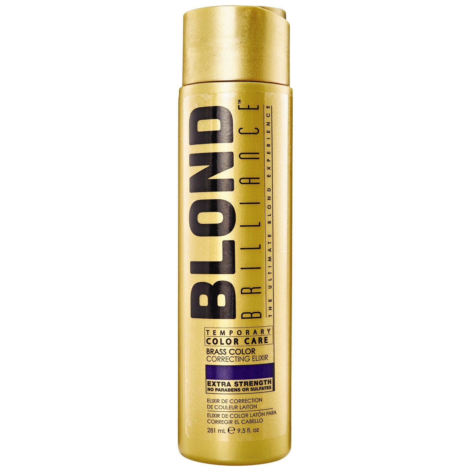 Blond Brilliance Brass Color Correcting Elixir