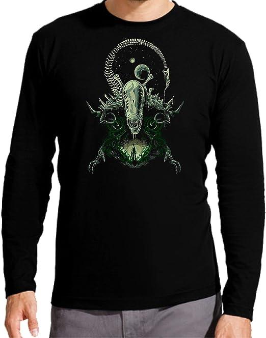 Camiseta Manga Larga de NIÑOS Alien Cameron Nostromo Covenant