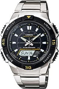 ساعة كاسيو للرجال AQ-S800WD-1EVDF - كاجوال، أنالوج