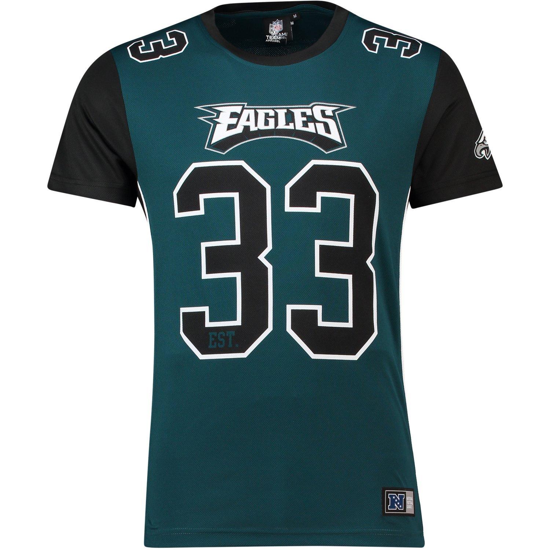 Majestic Mesh Polyester Jersey Shirt Philadelphia Eagles XL
