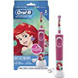 Oral-B Kids Electric Toothbrush featuring Disney Princess, for Kids 3+