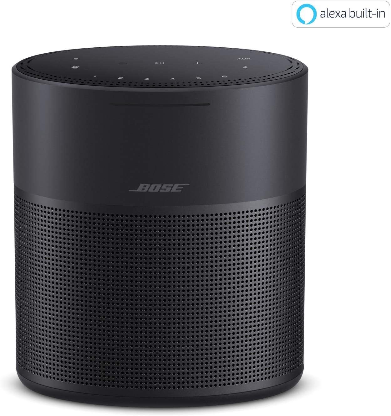 Bose Home Speaker 300, Amazon Alexa Built-in