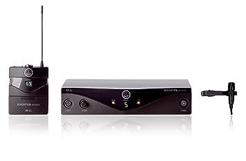 AKG WMS45 percepción de mando a distancia inalámbrico para juego ...