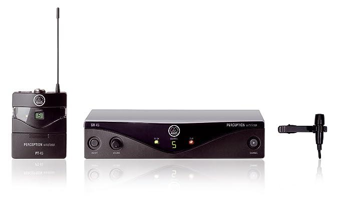 AKG Perception 45 Presenter Set BD A Wireless Microphone <span at amazon