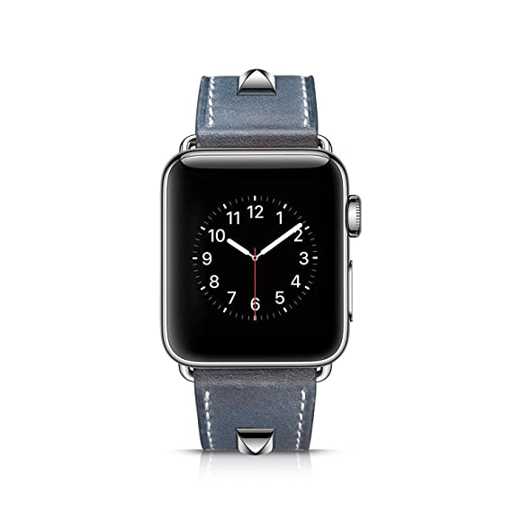 Amazon.com: AIIYG DS, Compatible for Apple Watch Band 38mm ...