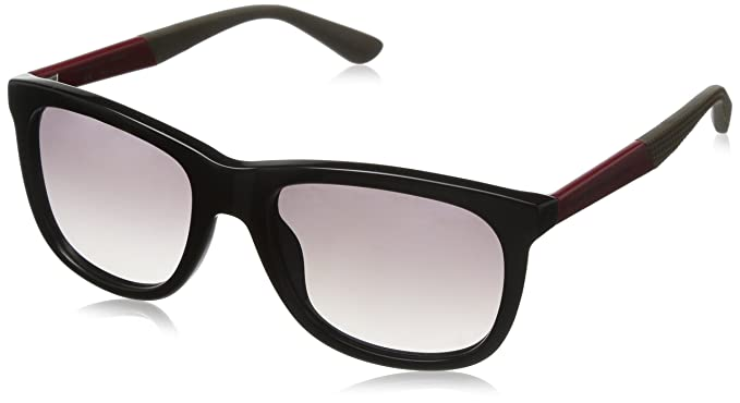 d05aaf9e2292 MARC BY MARC JACOBS Sunglasses MMJ 379/S 0FFO Black 52MM: Amazon.co ...