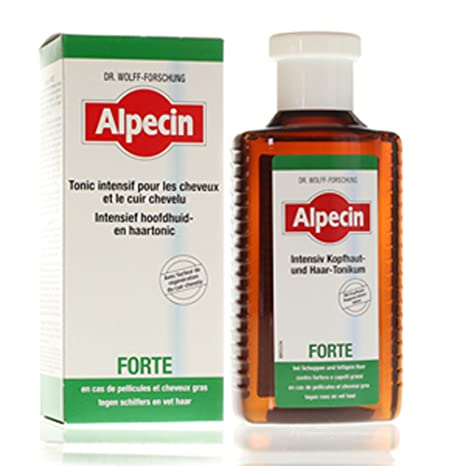 Alpecin Forte Tonico Anticaspa 200 ml