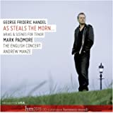 Handel: As Steals the Morn (2015 Catalogue CD)