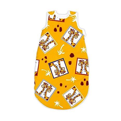 Giraffes (Jirafas) PatiChou Sacos de dormir para bebés 24 - 36 meses