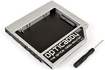 Opticaddy© SATA-3 HDD/SSD Caddy Adaptador para Apple iMac ...