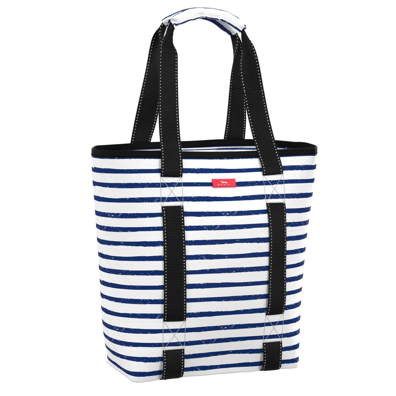 SCOUT Fit Kit Gym Tote Bag, Elastic Band Fits Yoga Mat or Towel, Water Resistant