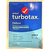 Intuit Turbotax Desktop Deluxe 2020