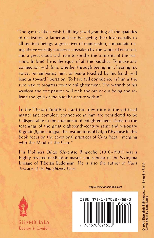 The Wish-Fulfilling Jewel: The Practice of Guru Yoga According to ...