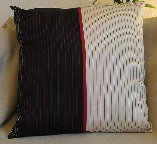 Funda de cojín almohada de cojín 50 x 50 cm, color blanco ...