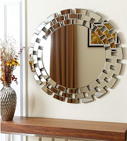 Buy The Home Art Deco Wall Mirror Online at Low Prices in India ...