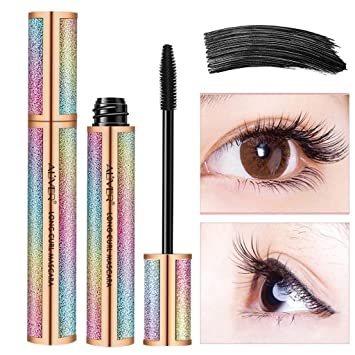 7f5cf5cd0d05 Amazon.com : charts_DRESS 4D Silk Fiber Lash Mascara, Black ...